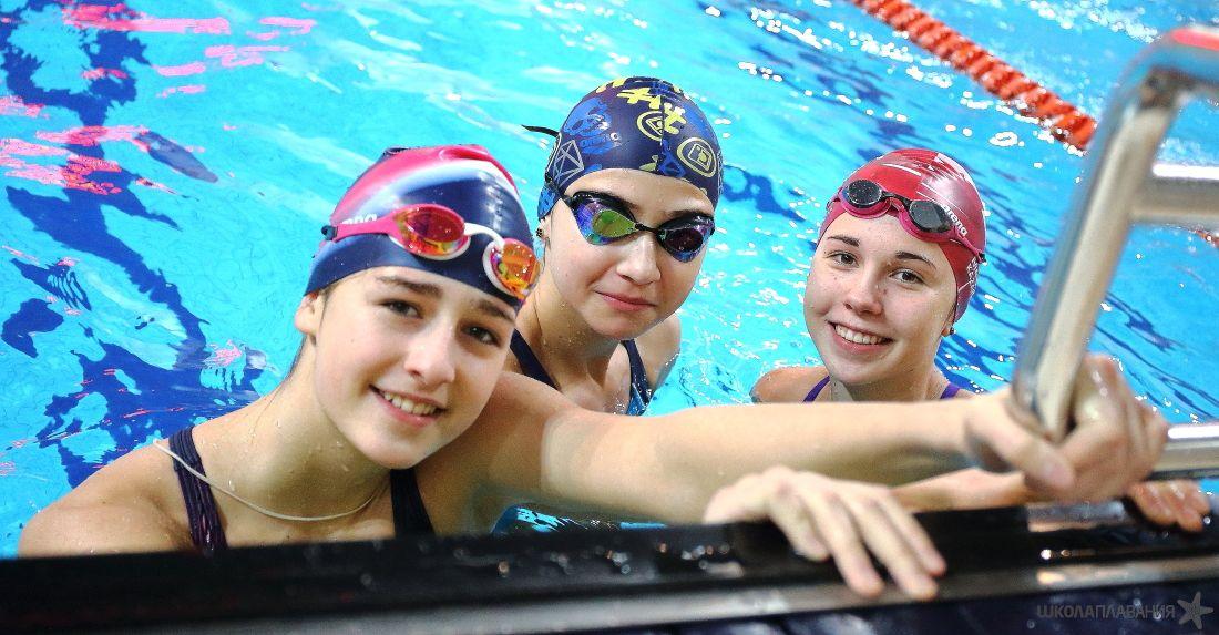 Плавание, 2 занятия в неделю