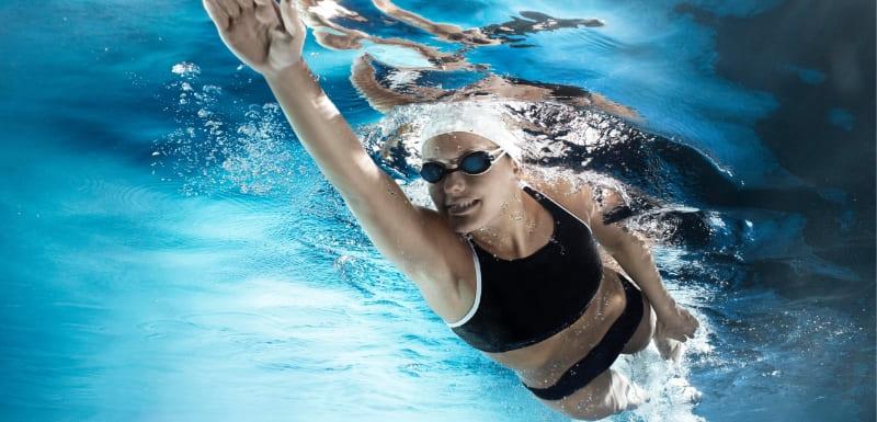 Плавание для взрослых. 2 тренировки в неделю