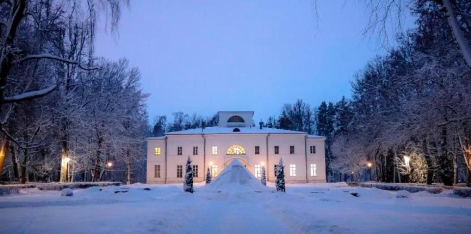 Зимний лагерь в Подмосковье. Звенигород, парк-отель «Ершово»